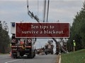 Video providing tips to help you prepare for a blackout