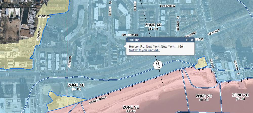 Flood Risk Info