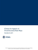 Criteria for Appeals of Flood Insurance Rate Maps