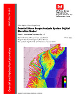 Coastal Storm Surge Study Technical Report